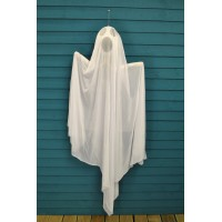 Halloween Hanging Ghost Decoration with Lights (Battery) by Premier