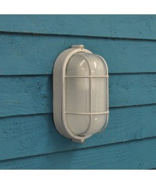 Chatham Small Bulk Head Light (Mains) by Garden Trading