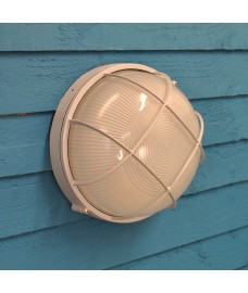 Chatham Round Bulk Head Light (Mains) by Garden Trading