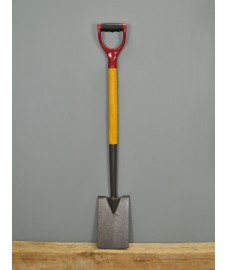 Carbon Steel Border Spade by Kingfisher