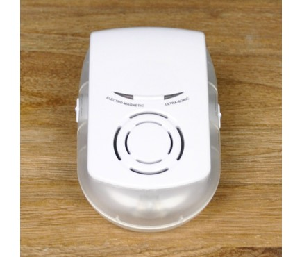 Multi-function Electro Magnetic & Ultrasonic Plug in Pest Repeller