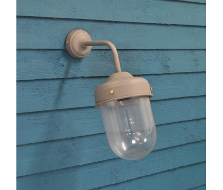 Big Barn Light in Charcoal by Garden Trading