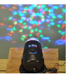 LED Kaleidoscope Projector Light by Premier