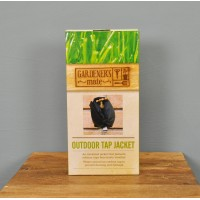 Insulated Jacket Cover for Outside Garden Tap by Gardman