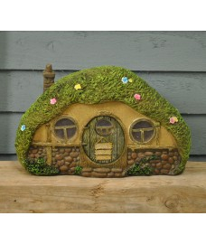 Elvedon Home Sweet Home Fairy House (Solar) by Smart Garden