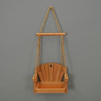 Sunset Swing Seat Bird Feeder by Wildlife World
