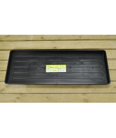 Value Plastic Growbag Tray in Black by Garland
