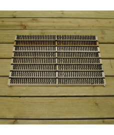 Wooden Slatted Doormat by Garden Trading
