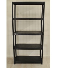 5 Tier Plastic Dual Solution Greenhouse Shelving by Garland