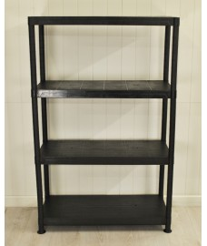 4 Tier Plastic Greenhouse Shelving by Garland