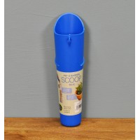 Plastic Pet Food & Garden Scoop in Blue by Garland