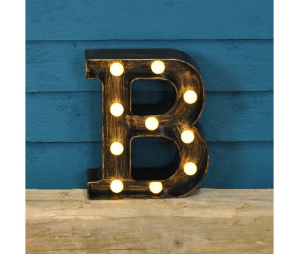 Letter B - Battery Operated Lumieres Light by Smart Garden