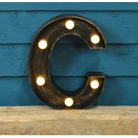 Letter C - Battery Operated Lumieres Light by Smart Garden