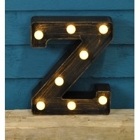Letter Z - Battery Operated Lumieres Light by Smart Garden