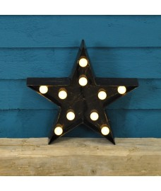 Star Symbol - Battery Operated Lumieres Light by Smart Garden