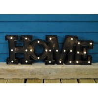 Home Lumieres LED Sign by Smart Garden
