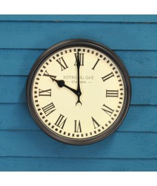 Notting Hill Gate Station Wall Clock (30cm) by Gardman