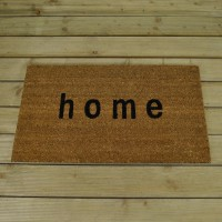 Home Design Coir Doormat by Gardman