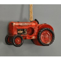 Tractor Style Bird Nesting House by Kingfisher