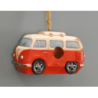 Campervan Style Bird Nesting House by Kingfisher