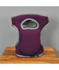 Kneelo Garden Knee Pads in Plum by Burgon & Ball