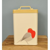 Brutus Robin Food Tin Storage Container by Burgon & Ball
