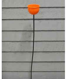 Orange Cup Wild Bird Feeder by Wildlife World