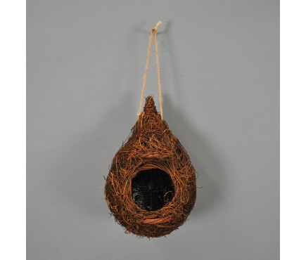 Giant Robin Roosting Nest Pocket by Wildlife World