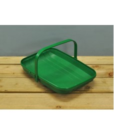 Plastic Garden Trug in Green by Gardman
