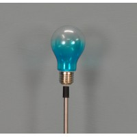 Coloured Bulb Stake Light (Solar) by Gardman