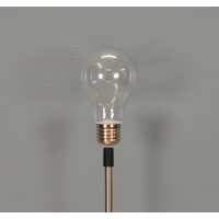 Clear Bulb Stake Light (Solar) by Gardman