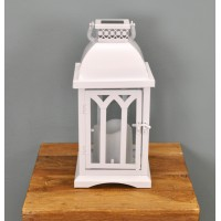 French Gothic Candle Lantern (Solar) by Gardman