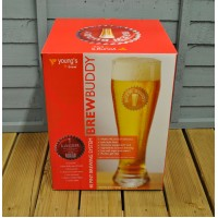 Brew Buddy Beer Lager Home Brew Starter Kit (40 Pint Kit) by Youngs Homebrew