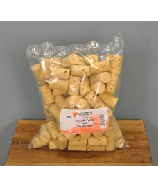 Straight Corks (100) by Youngs Homebrew