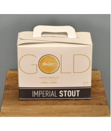 Muntons Gold Stout Ingredient Kit (40 Pint Kit) by Youngs Homebrew