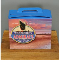 Woodforde's Admirals Reserve Ingredient Kit (32 Pint Kit) by Youngs Homebrew