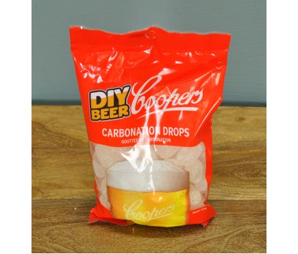 Carbonation Drops (250g) by Coopers
