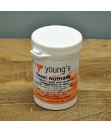 Yeast Nutrient (100g) by Youngs Homebrew