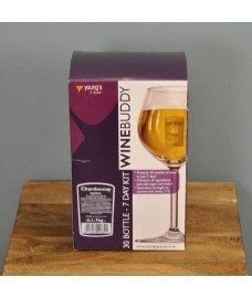Winebuddy Chardonnay Ingredient Kit (30 Bottles) by Youngs
