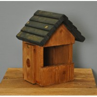 Multi-Nester Bird Box with Green Roof by Tom Chambers