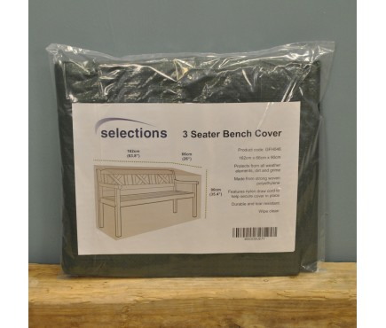 Waterproof 3 Seater Bench Cover (1.6m)