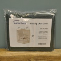 Waterproof Stacking Garden Chair Cover (1.20m)