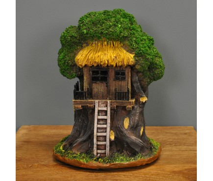 The Home Of North Pepperglow Fairy Dwelling Light (Solar) by Garden Glows