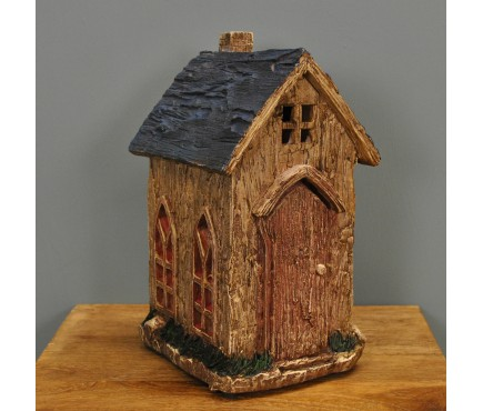 The Home Of Cornelius Wasp Fairy Dwelling Light (Solar) by Garden Glows