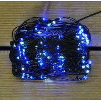 180 LED Blue and White Net Lights (Mains) by Premier