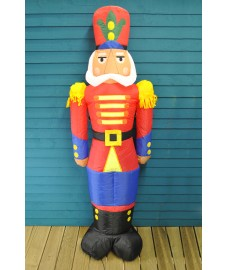 Inflatable Nutcracker Figure (180cm) by Premier