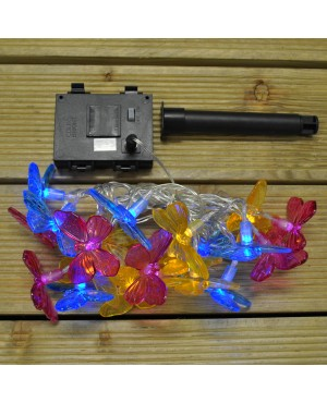 20 LED Butterfly S..