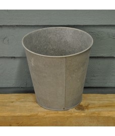 Zinc Garden Vase Planter by Fallen Fruits