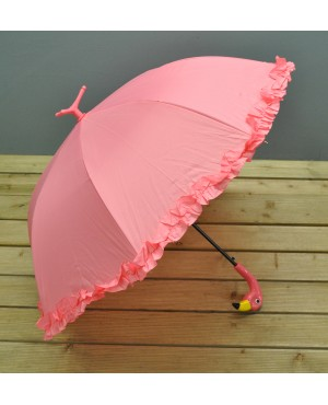 Pink Umbrella with..