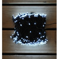 720 LED White Supabright String Lights (Mains)